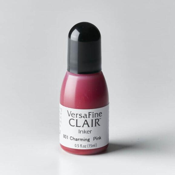 Nachfüller für Stempelkissen VersaFine Clair Charming Pink.jpg
