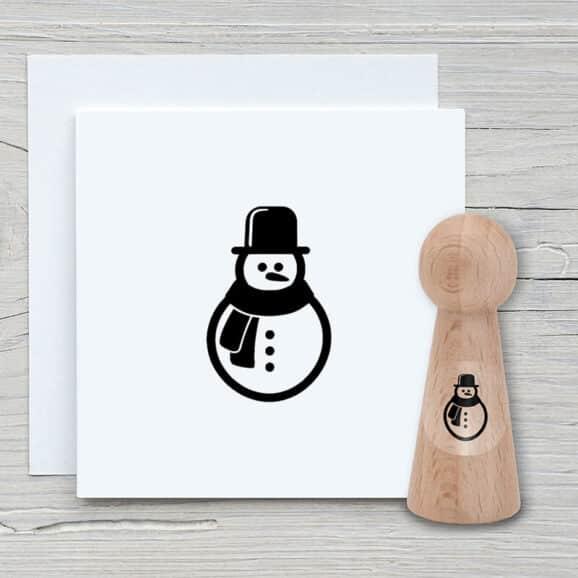 Schneemaennchen