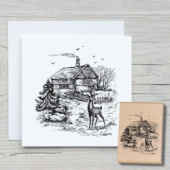 W097_Hütte und Hirsch_Webshop