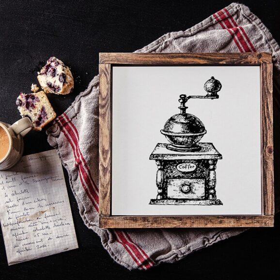 d001-kaffeemuehle-newstamps-webshop-stempel-dunkel-kaffee