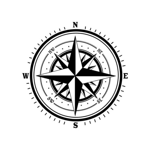 m022-kompassrose-newstamps-webshop-stempel-weiss